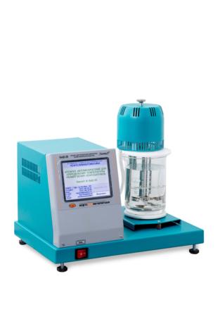 Аттестация аппарата ЛинтеЛ КИШ–20 для определения температуры размягчения нефтебитумов