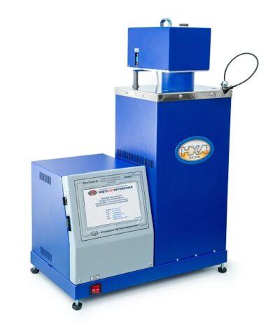 Аттестация аппарата ЛинтеЛ Кристалл-21 для определения температур помутнения, начала кристаллизации и замерзания