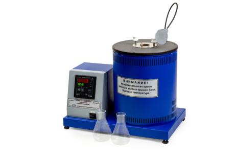 Аттестация аппарата ЛинтеЛ СВ-10 определения температуры самовоспламенения жидкости