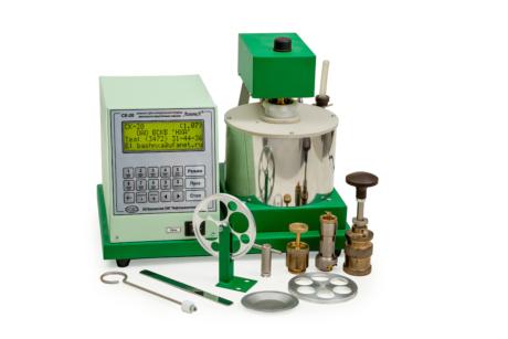 Аттестация аппарата ЛинтеЛ СК–20 для определения предела прочности и термоупрочнения пластичных смазок