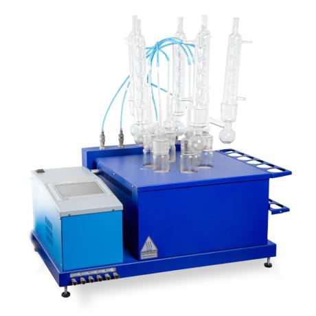 Аттестация аппарата ЛинтеЛ ТОСМ-10 для определения термоокислительной стабильности масел