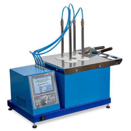 Аттестация аппарата ЛинтеЛ ТСРТ-10 для определения термоокислительной стабильности топлив в статических условиях