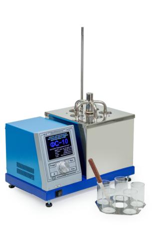 Аттестация аппарата ЛинтеЛ ФС-10К для определения фактических смол в топливах методом выпаривания струей