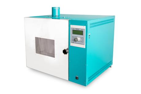 Аттестация аппарата для определения старения битумов ЛинтеЛ ПСБ–10