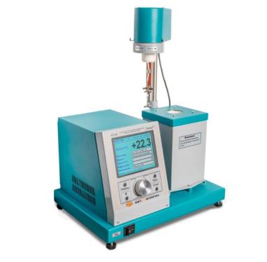 Аттестация аппарата ЛинтеЛ АТХ–20 для определения температуры хрупкости нефтебитумов
