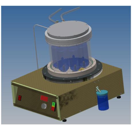 Аттестация аппарата для паровой мойки лабораторной посуды ЛинтеЛ ПМП-10