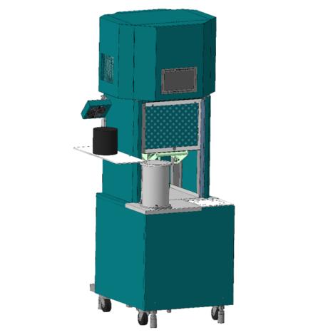 Аттестация гираторного компактора ЛинтеЛ ГК-20
