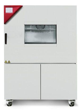 Аттестация камеры тепла-холода MK 240
