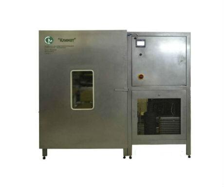 Аттестация климатической камеры тепло-влага-холод СМ-30/180-2000 ТВХ