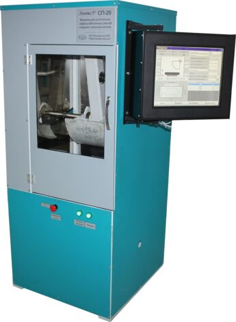 Аттестация машины для уплотнения асфальтобетонных смесей ЛинтеЛ СП-20