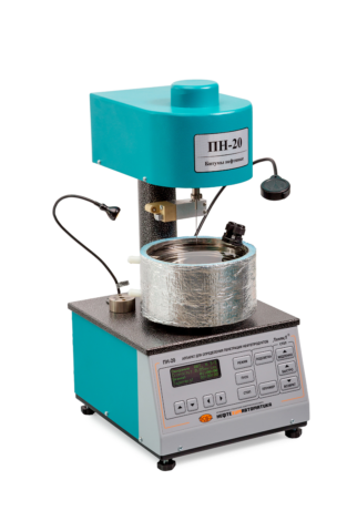 Аттестация пенетрометра для нефтепродуктов ЛинтеЛ ПН–20К