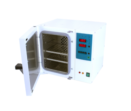 Аттестация стерилизатора воздушного модель «Бюджетный» ГП-10 СПУ