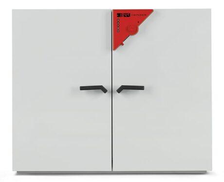 Аттестация сушильного шкафа Binder ED 400