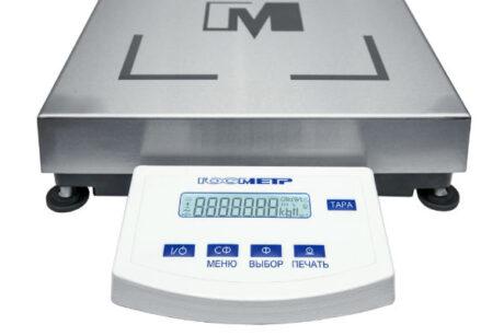 ВПВ, ВПТ весы платформенные