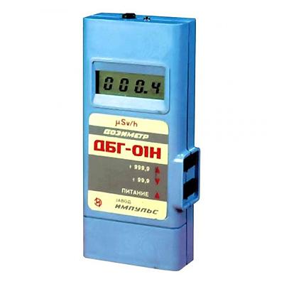 Поверка дозиметра ДБГ-01Н