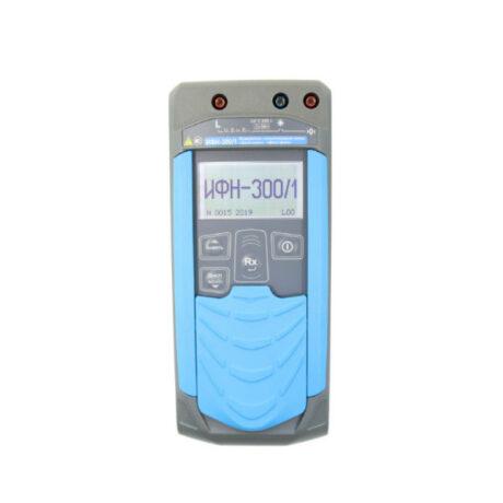 Поверка измерителя сопротивления петли ИНФ-300/1