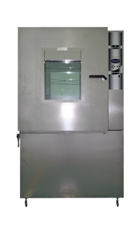 Аттестация камеры тепла-холода КТХ-270-75/180 СД