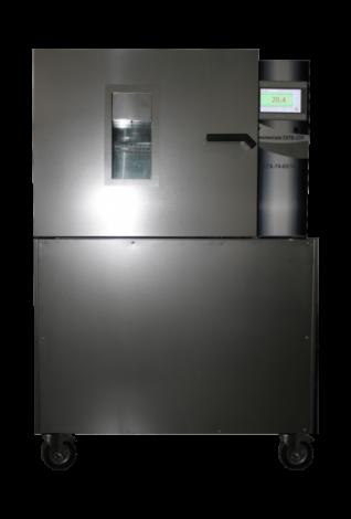Аттестация камеры тепла-холода КТХ-74-65/165 СД