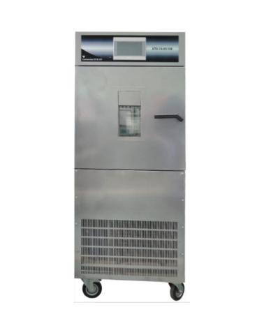 Аттестация камеры тепла-холода КТХ-74-85/180 СД
