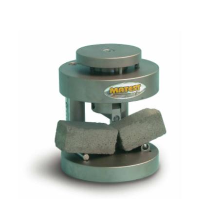 Калибровка приспособления для изгиба цементных балочек E172-01