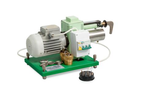Аттестация аппарата ЛинтеЛ ТМС–1М для определения механической стабильности пластичных смазок