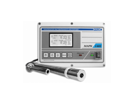 Поверка кислородомера МАРК-1402