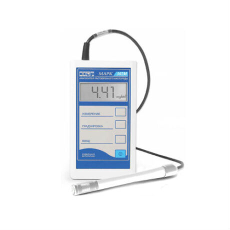 Поверка кислородомера МАРК-302М