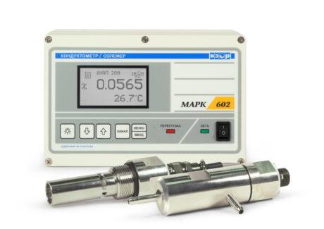 Поверка кондуктометра МАРК-602
