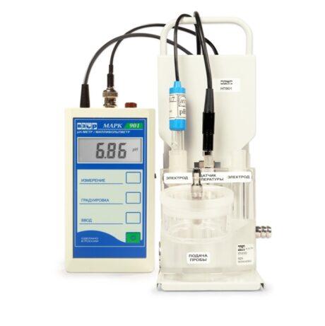 Поверка pH-метра МАРК-901