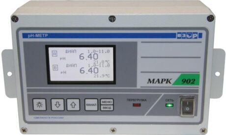 Поверка pH-метра МАРК-902 / МАРК-902А