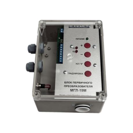 Поверка стационарного газоанализатора МГЛ-19М воздуха рабочей зоны
