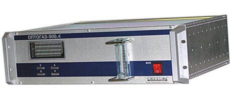 Поверка стационарного анализатора CO2 в атмосферном воздухе ОПТОГАЗ-500.4С-СО2