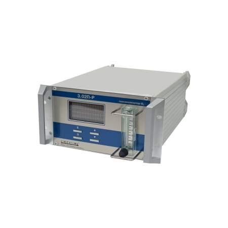 Поверка газоанализатора озона (3.02П-Р) в воздухе рабочей зоны