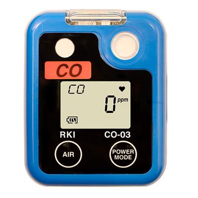Поверка газоанализатора CO-03