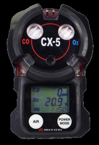 Поверка газоанализатора CX-5