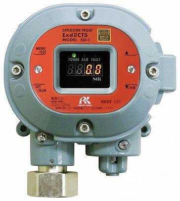Поверка газоанализатора SD-1GP