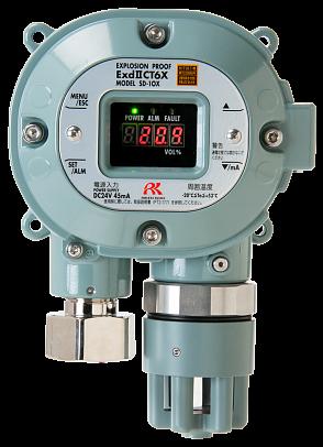 Поверка газоанализатора SD-1OX