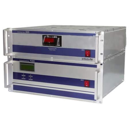 Поверка оптического анализатора (Р-205) NO и NO2 в атмосферном воздухе