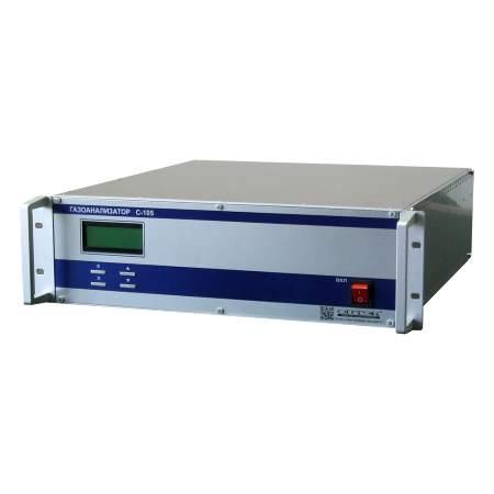 Поверка оптического газоанализатора (С-105М) SO2 в атмосферном воздухе и технологических газовых смесях
