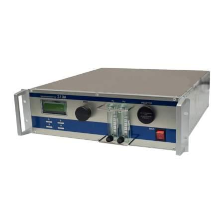 Поверка хемилюминесцентного анализатора (С-310А) SO2 в атмосферном воздухе