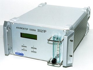 Поверка хемилюминесцентного анализатора озона (3.02 П-А) в атмосферном воздухе