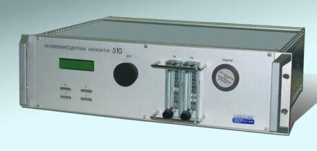 Поверка хемилюминесцентного газоанализатора (Р-310А) NO и NO2 в атмосферном воздухе