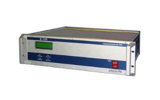 Поверка электрохимического газоанализатора (К-100) CO в атмосферном воздухе