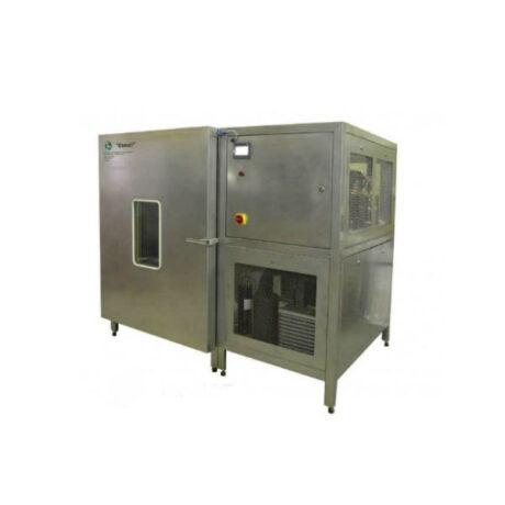 Аттестация климатической камеры тепло-влага-холод СМ-30/180-4000 ТВХ