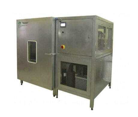 Аттестация климатической камеры тепло-холод СМ-60/180-2000 ТХ