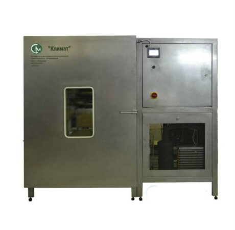 Аттестация климатической камеры тепло-холод СМ -60