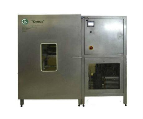 Аттестация климатической камеры тепло-холод СМ-60/150-4000 ТХ