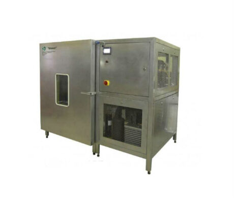 Аттестация климатической камеры тепло-влага-холод СМ-30/150-2000 ТВХ