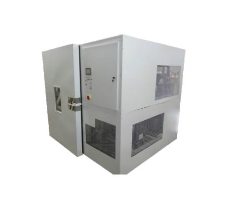 Аттестация климатической камеры тепло-холод СМ-70/100-500 ТХ