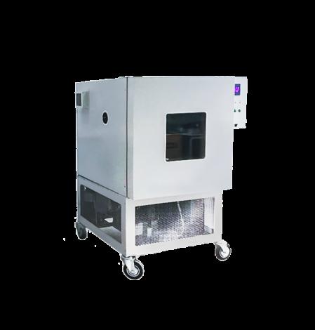 Аттестация климатической камеры тепло-холод СМ-70/100-120 ТХ
